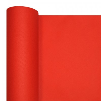Chemin de table célisoft 24 m rouge